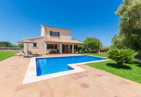 Villa in Lloret de Vistalegre, Majorca