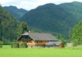 Farm House in Unterberg, Austria
