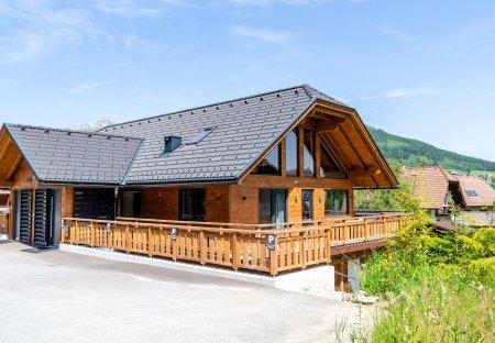 House in St. Margarethen, Austria