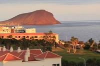 Apartment in Spain, Golf del Sur: VIEW FROM BALCONY - EVENING