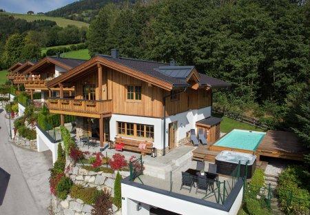 Chalet in Walchen, Austria