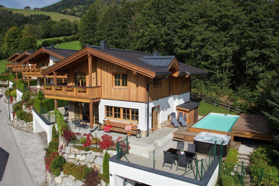 Chalet in Austria, Walchen