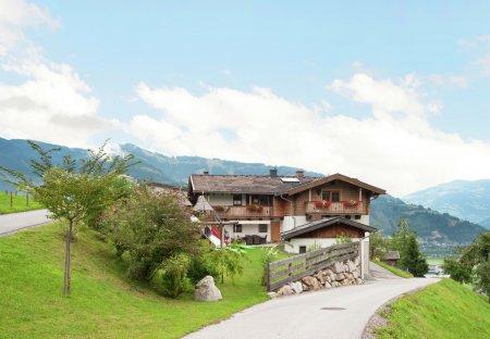 House in Kaprun, Austria