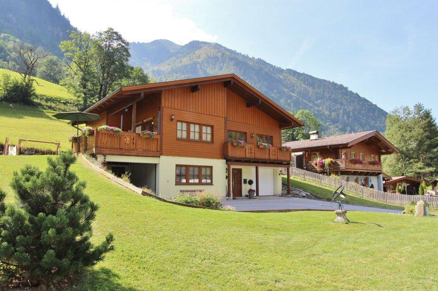 Chalet in Austria, Fusch