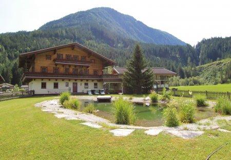 House in Sulzau, Austria