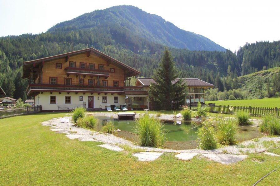 House in Austria, Sulzau