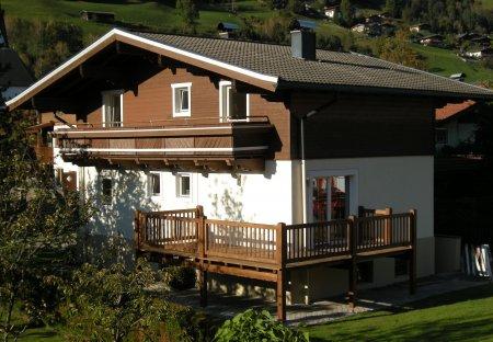 House in Bramberg, Austria