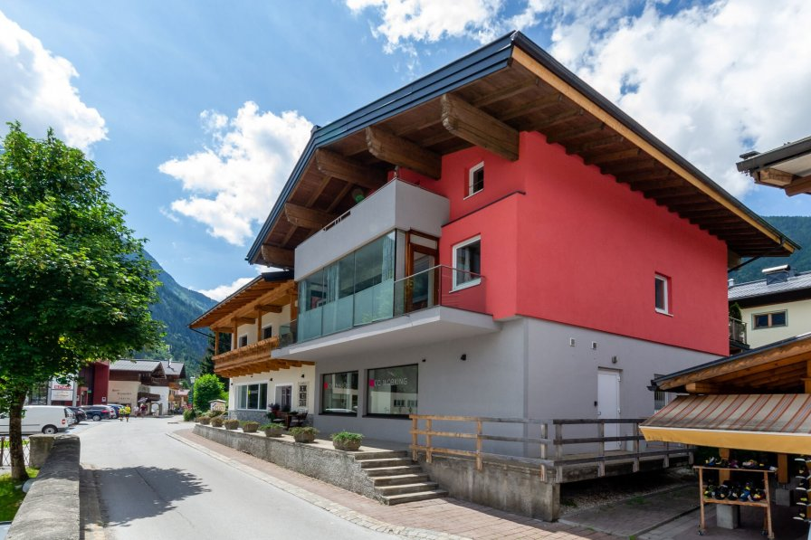 House in Austria, Krimml