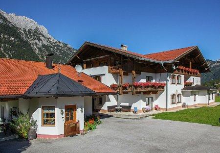 Apartment in Leutasch, Austria