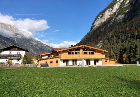 House in Leutasch, Austria