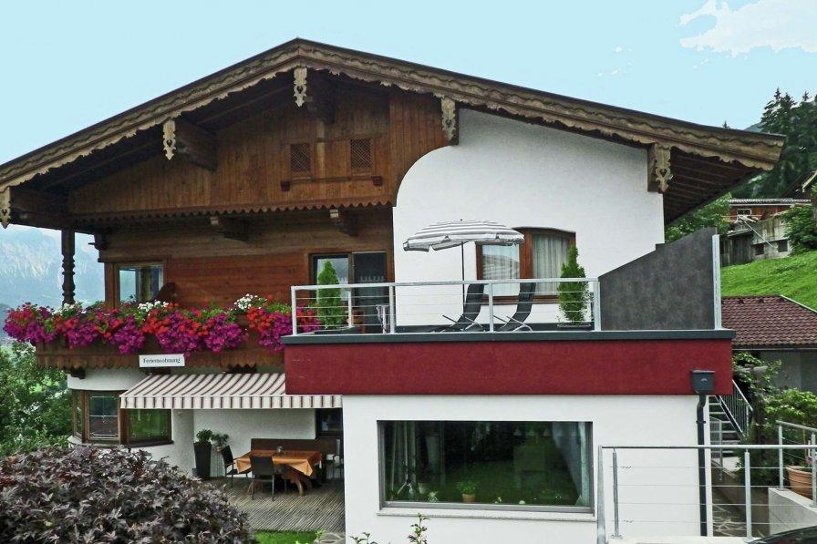 Apartment in Austria, Hart im Zillertal