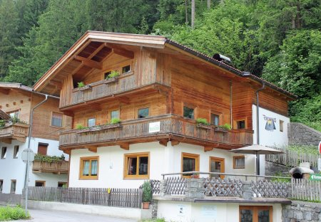House in Zell am Ziller, Austria