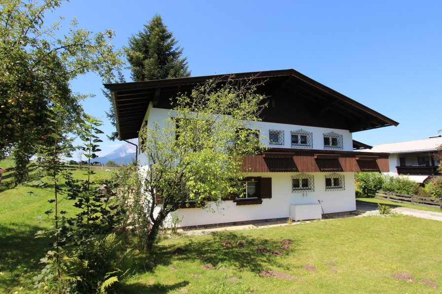 House in Austria, St. Johann in Tirol