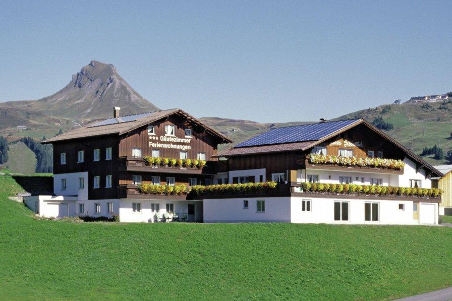 Apartment in Austria, Damüls
