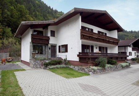 House in Bartholomäberg, Austria