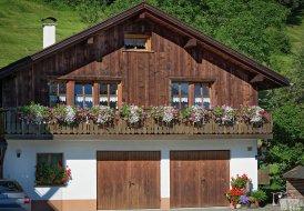 House in Bürserberg, Austria