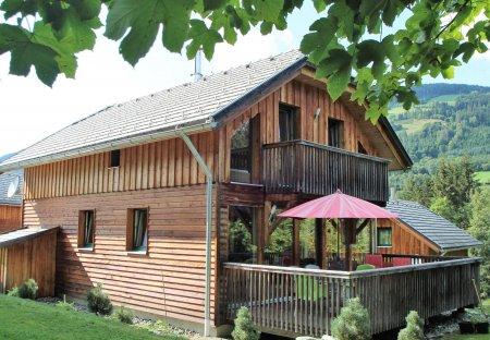 Chalet in St. Lorenzen, Austria