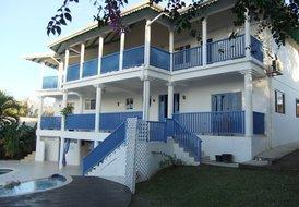 ridge house villa,grafton tobago