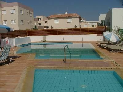 Apartment in Cyprus, Kapparis: Swimming pool