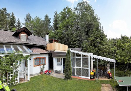 House in Neudorf, Austria