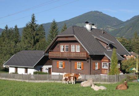 House in Fell, Austria
