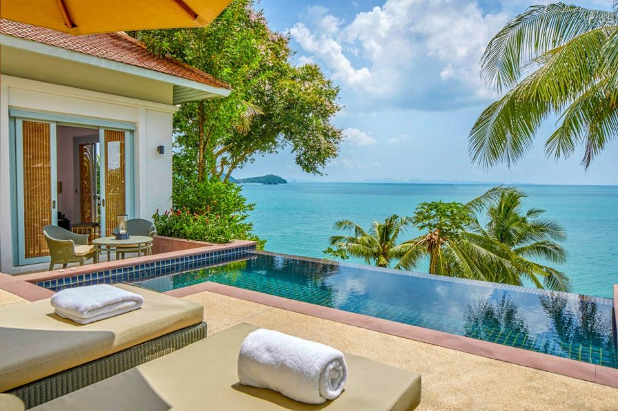 Owners abroad Villa Olan