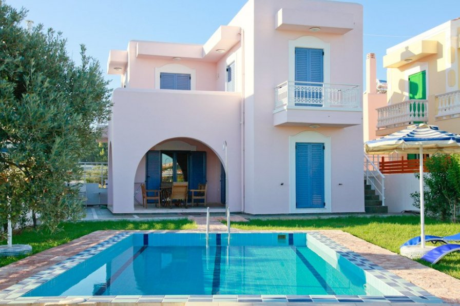 Owners abroad Villa Nisyros