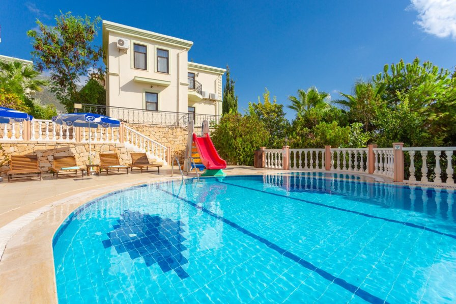 Owners abroad Villa Xanthos