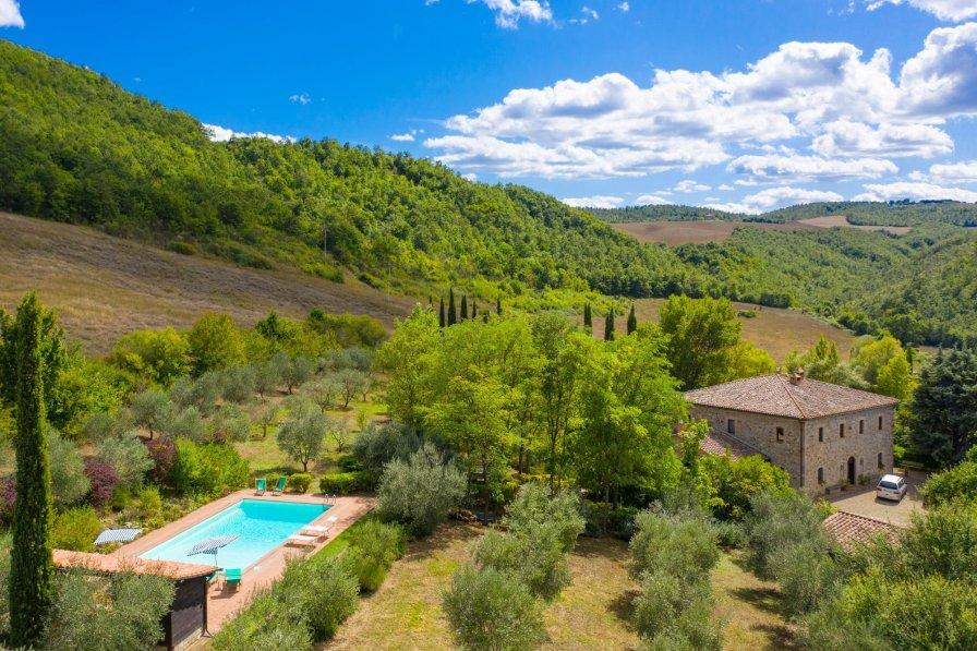 Villa in Italy, Acquapendente