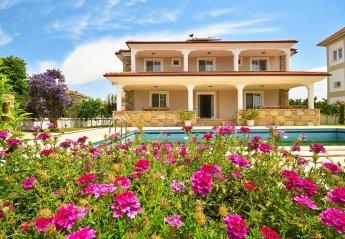 5 bedroom Villa for rent in Dalyan