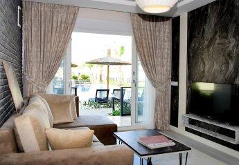 1 bedroom Apartment for rent in Belek