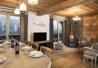 5 bedroom Chalet for rent in Chatel