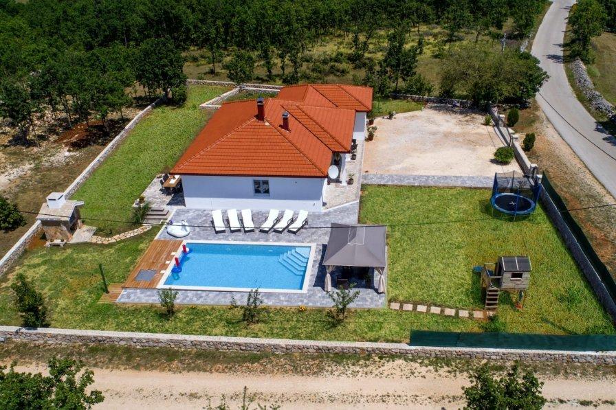 Villa in Croatia, Gornji Vinjani