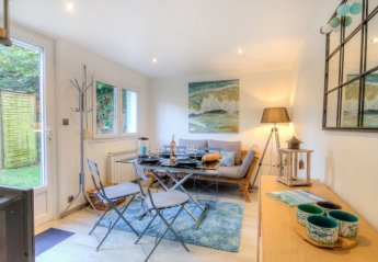2 bedroom Villa for rent in Dinard
