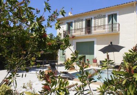 Villa in Lézignan-la-Cèbe, the South of France: OLYMPUS DIGITAL CAMERA