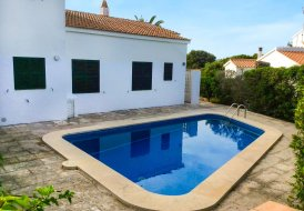 Villa in Es Canutells, Menorca
