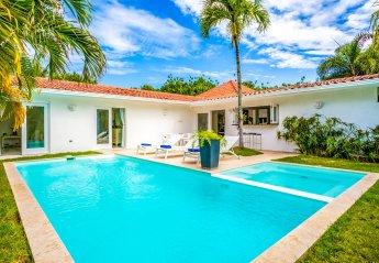 3 bedroom Villa for rent in La Romana, Dominican Republic