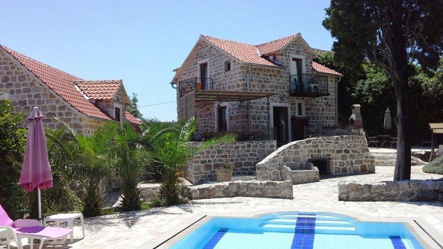 Owners abroad Villa Obosnik