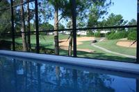Villa in USA, Southern Dunes: View from Our Swimming Pool