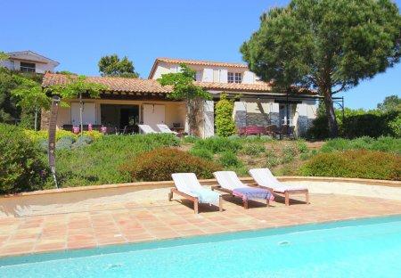 Villa in La Croix-Valmer, the South of France