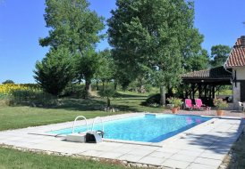 Villa in Monfort, the South of France