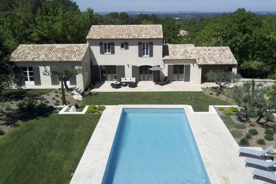 Villa in France, Eyragues