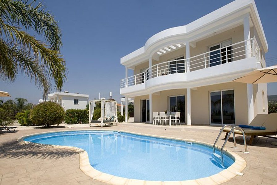 Villa To Rent In Agios Georgios Cyprus With Private Pool 31371