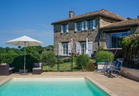 Villa in Saint-Beauzile, the South of France