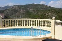 Villa in Spain, Denia: The Pool