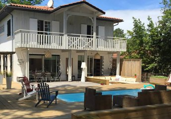 6 bedroom Villa for rent in Lège-Cap-Ferret