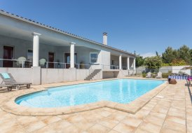 Villa in Saint-Couat-d'Aude, the South of France