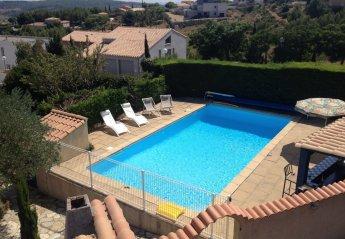 3 bedroom Villa for rent in Narbonne