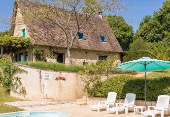 5 bedroom Villa for rent in Montignac