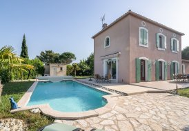 Villa in Grazailles, la Parde, the South of France